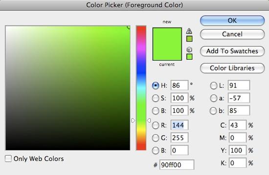 Adding More Color