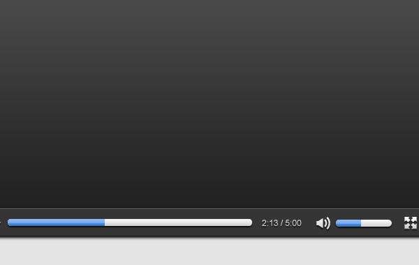 Create the Video Progress Bar