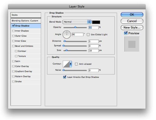 Create the slideshow area