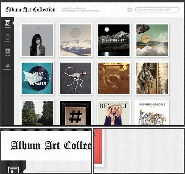 Album Art Collection