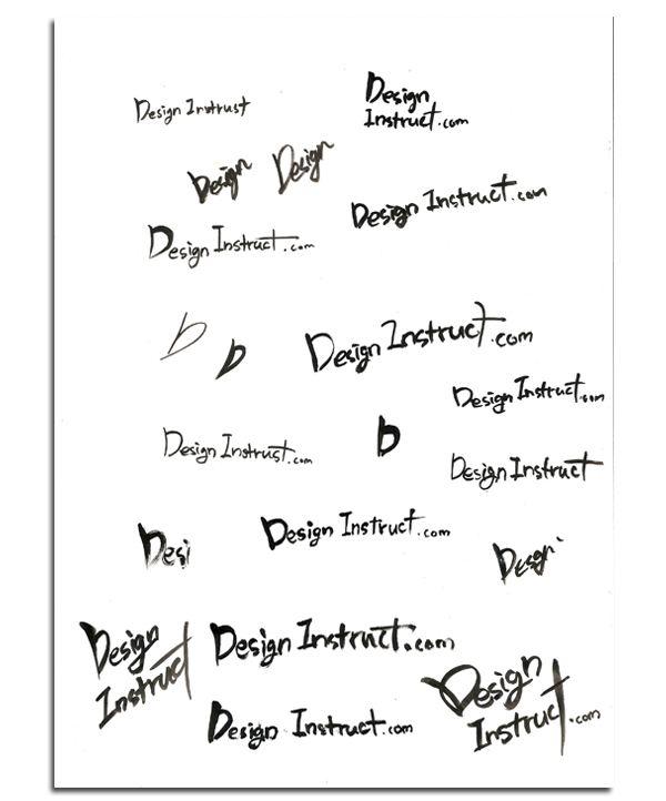 Handwritten Typography