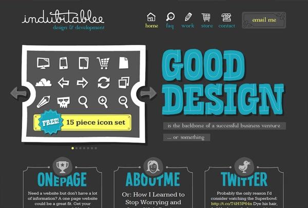 Dark Web Designs for Inspiration 08