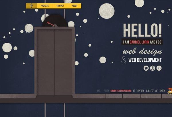 Dark Web Designs for Inspiration 11