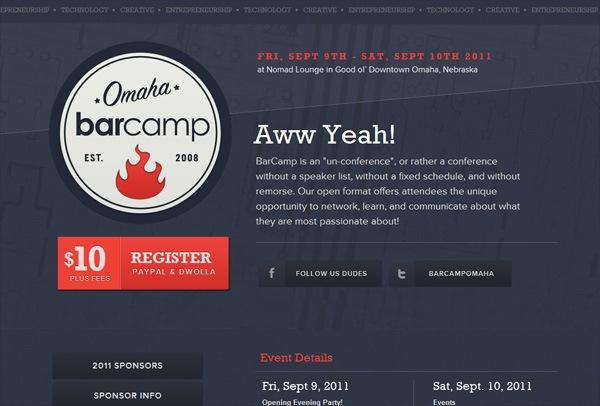 Dark Web Designs for Inspiration 13