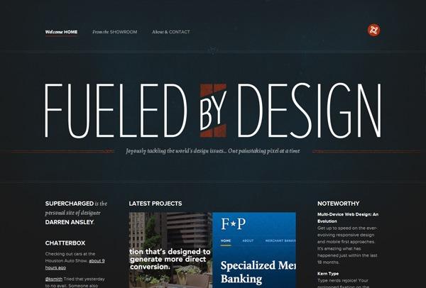 Dark Web Designs for Inspiration 21