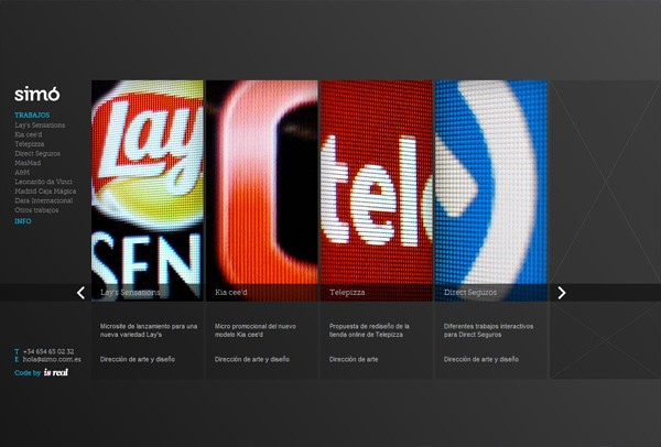 Dark Web Designs for Inspiration 23