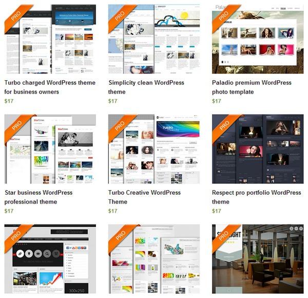 Get Free WordPress Themes