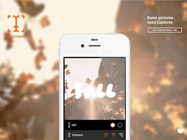 Piction iPhone App