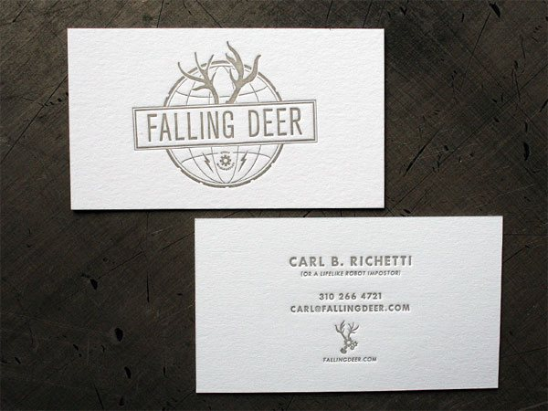 Falling Deer