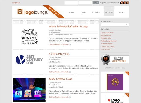 LogoLounge blog