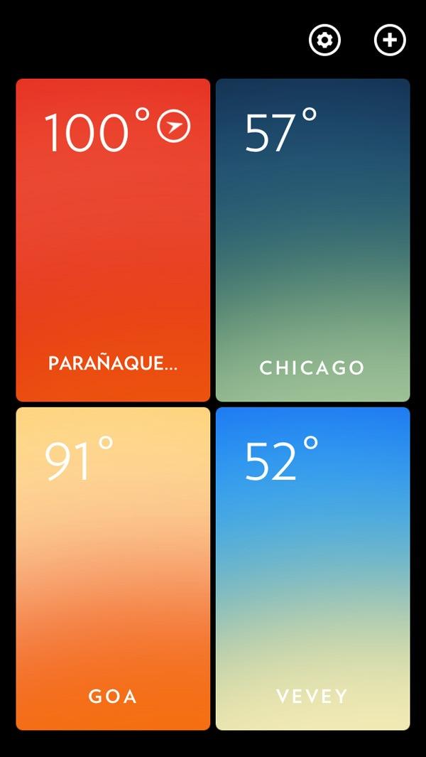 Flat Design example: Solar