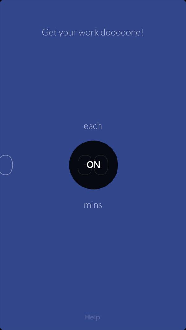 Flat Design example: Vivo