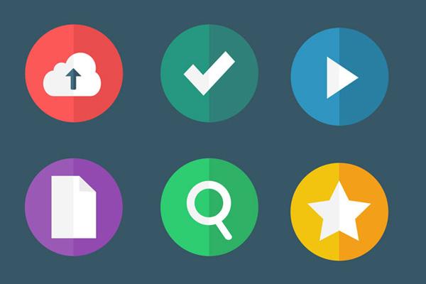 [Freebie] Flat Icons - Part 2