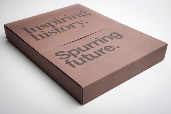 Beautiful Typography in a Print Design: Am Fleischmarkt 1 (a)