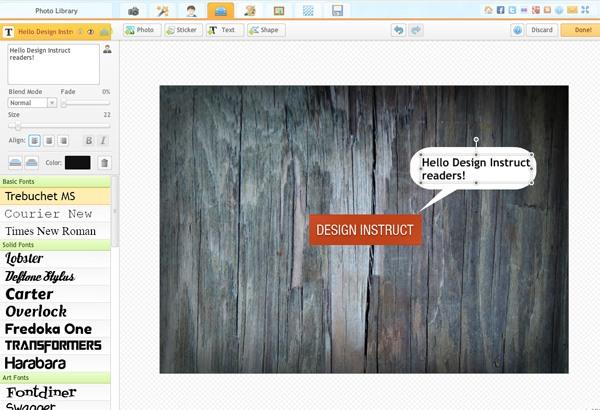 IPiccy Photo Editor (free) download Windows version