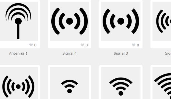 Free simple icon set: Simpleicon Free Icons