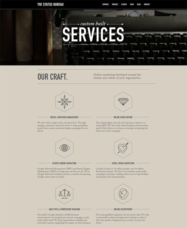 Web Design Portfolio Examples: A Guide To Designing A Portfolio Website