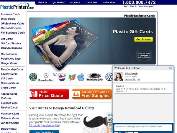 PlasticPrinters.com -home