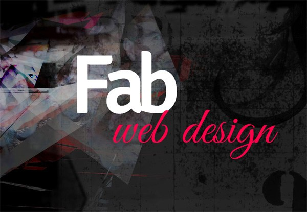 Example of Using Google Fonts: Fab Web Design