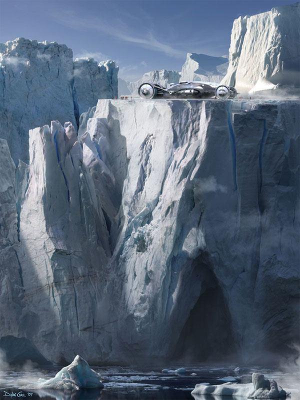 Icetrain