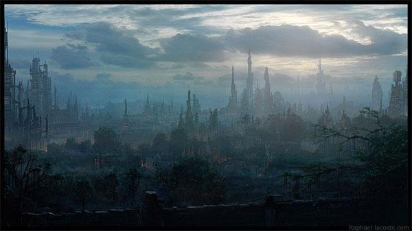 Rouen After