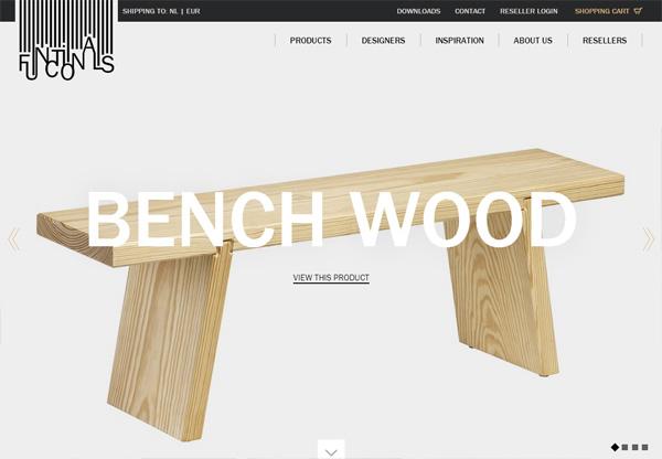 Online shop example: Functionals