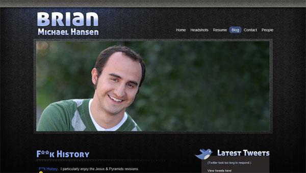 Brian Michael Hansen