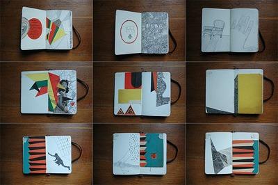 Sketchbook Secrets: 50 Beautiful Sketchbook Scans