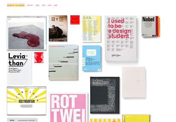 Minimalist design: Brighten the Corners