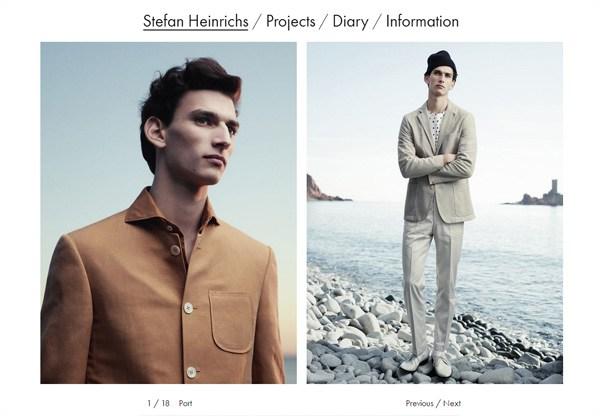 Minimalist design: Stefan Heinrichs