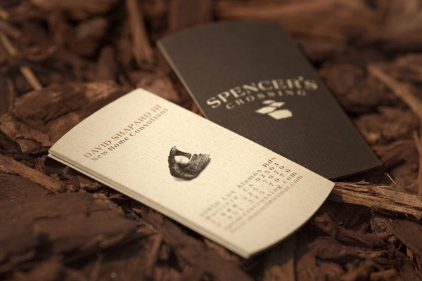 Business Card Design by Jennifer Springman