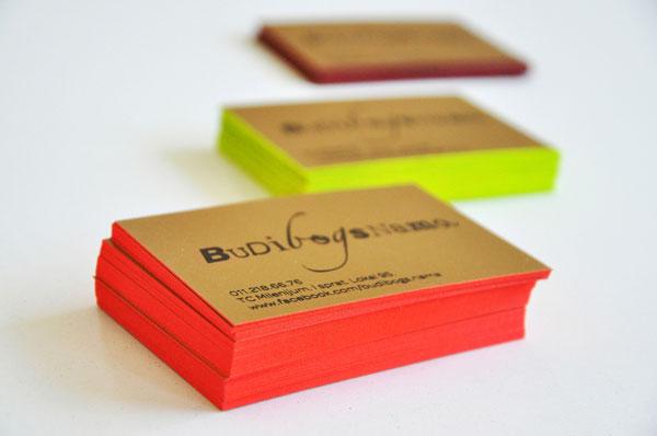 Business Card Design by TeYosh TeYosh