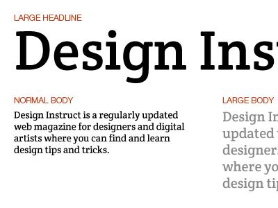 10 Beautiful and Free Slab Serif Fonts