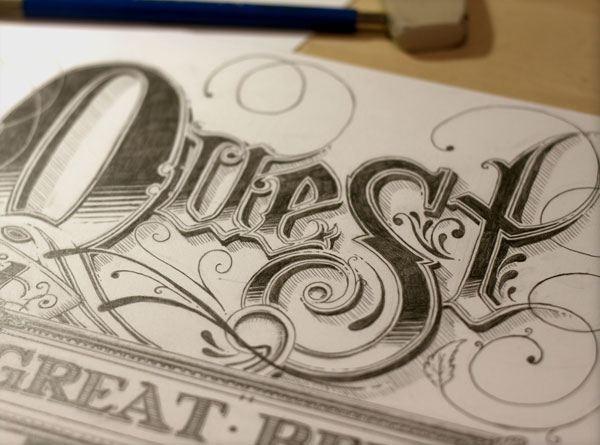 Quest by Joshua Bullock
