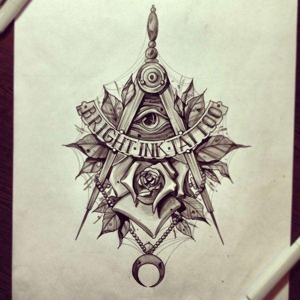 Bright Ink Tattoo Studio by Michael Chernov