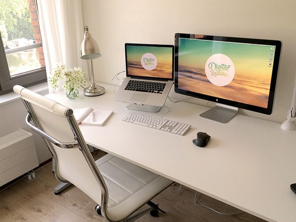 Workspace inspiration: Ronald Hagenstein