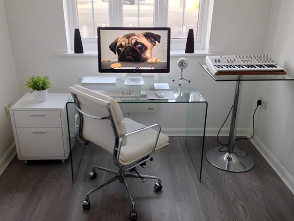 Workspace inspiration: Tony Thomas