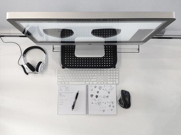 Workspace inspiration: Zack Travis