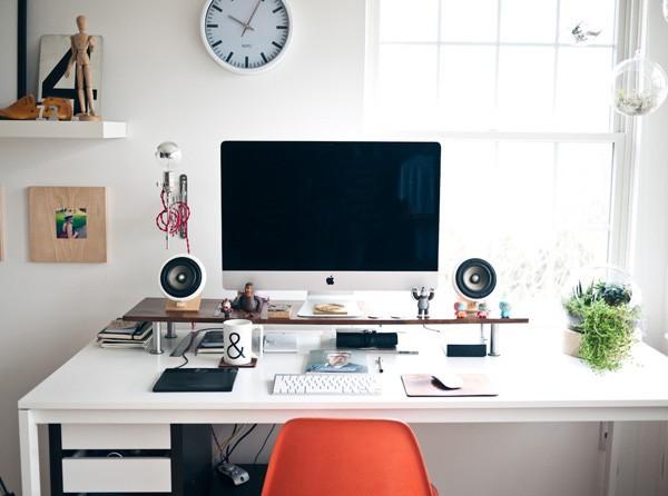 Workspace inspiration: Jeff Sheldon