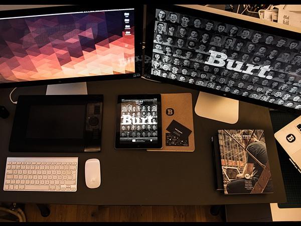 Workspace inspiration: Robin Kylander