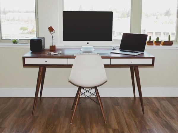 Workspace inspiration: Jeremy Goldberg