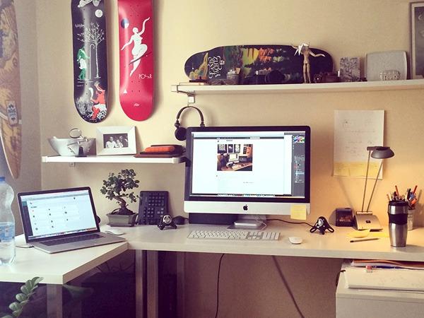 Workspace inspiration: Vincze István