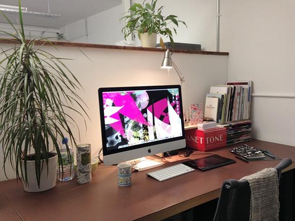 Workspace inspiration bex glover