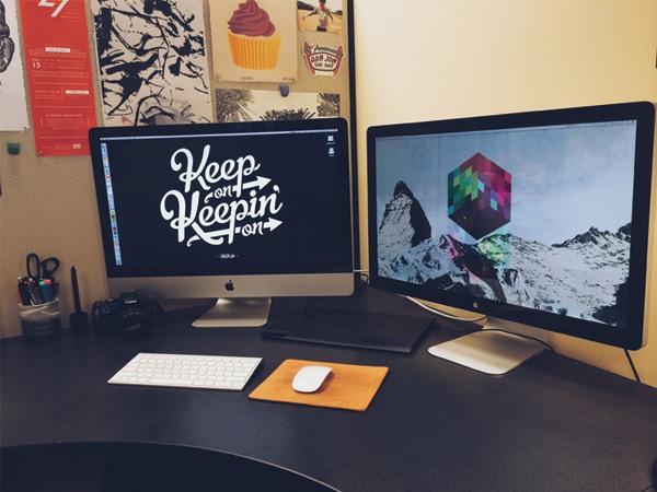 Workspace inspiration: Tina Floersch