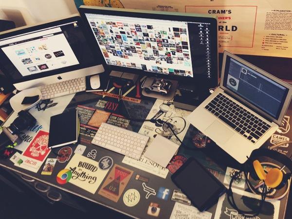 Workspace inspiration: Josh Sullivan