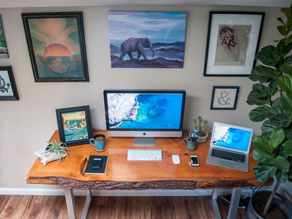 Workspace inspiration: Zach Roszczewski
