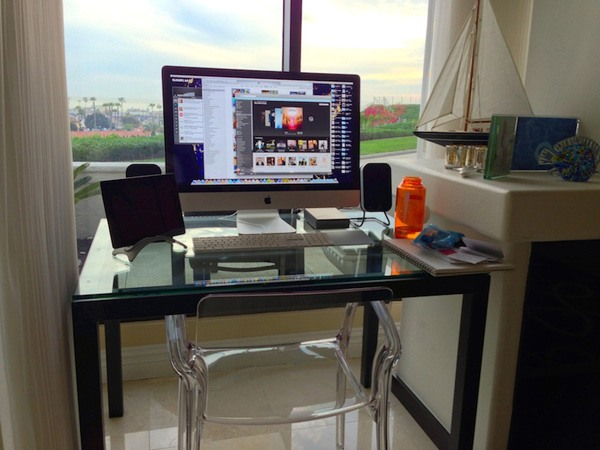 Workspace inspiration: Daniel Jacob Archer