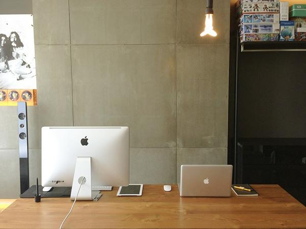 Workspace inspiration: buatoom