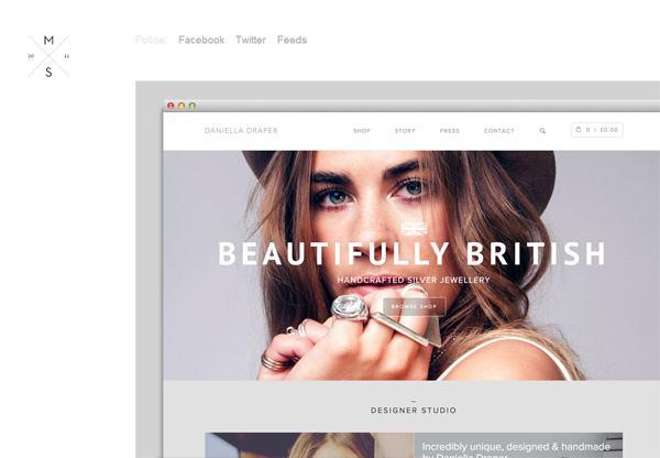 Web Design Gallery: Websites We Love