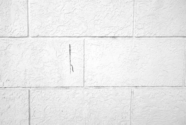 White Brick Wall Texture 2